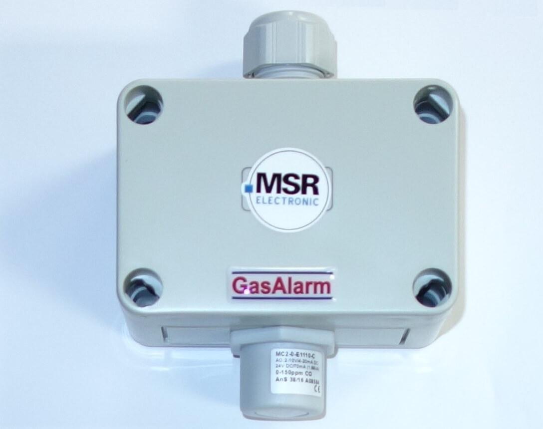 μGard®2 Hydrogen Gas Transmitter MC2-X-P3440-X-X GasAlarm