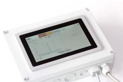 PolyGard®2 Control Box for visualization - PGCB-GC06-XX-X