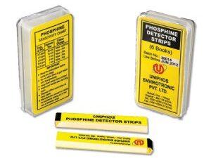 Uniphos PH3 detector strips
