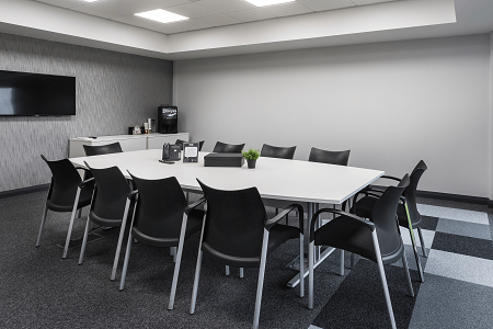 VRV in meeting room