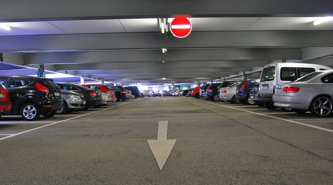 CO Sensor For Car Parks