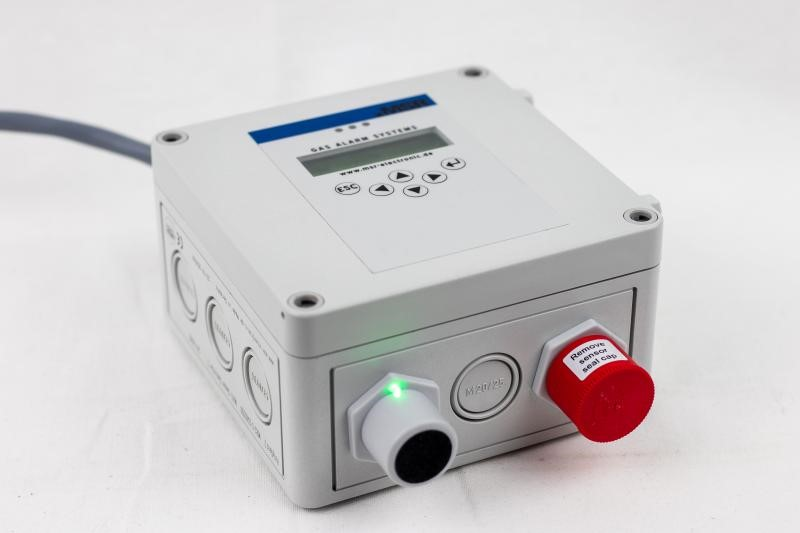 Gas Detection System for Hospitals during Covid-19 Outbreak